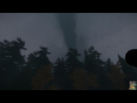 TORNADO CHASES US! - Miscreated Survival Game