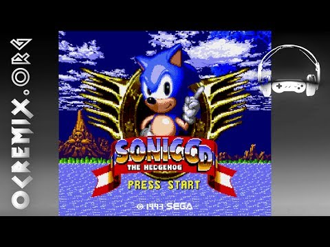 Sonic CD (JP) ReMix by EAR: