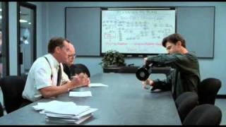 Office Space - 15 minutes of actual work