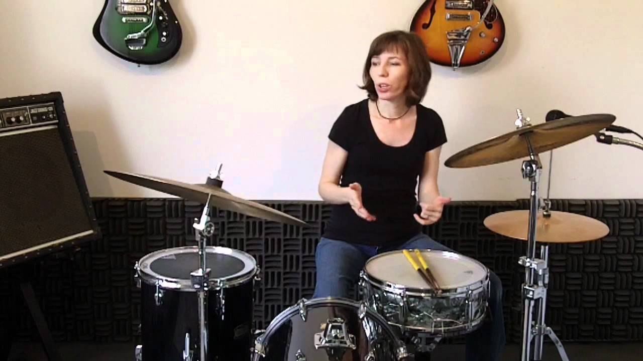 beginner drum lesson 11 funky syncopated snare youtube. Black Bedroom Furniture Sets. Home Design Ideas