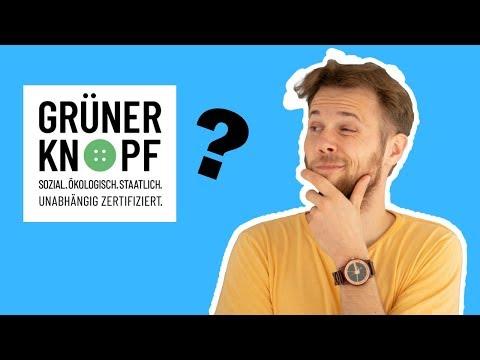 GRÜNER KNOPF - Was Taugt Das Erste Staatliche Textilsiegel ?! | Fair Fashion