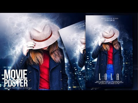 Create a Movie Poster Art in Photoshop CC