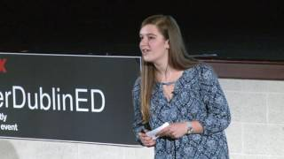 Foreign Language is Indispensable | Jillian Axelrod | TEDxUpperDublinED