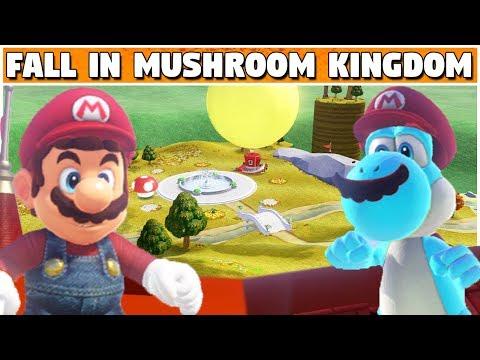 IT'S AUTUMN IN THE MUSHROOM KINGDOM! | Super Mario Modyssey #13