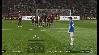 partidas gol mix 07 pes2019 myclub