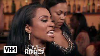 Karlie Redd & K.Michelle Face Off   Love & Hip Hop: Atlanta   #TBT