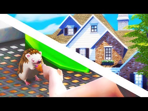 NEW HOUSE...again 🏠 // The Sims 4: Cats & Dogs #26