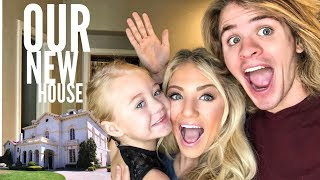 its finally here our new house tour