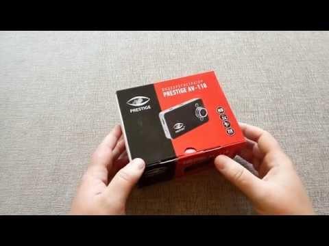 Видеорегистратор Prestige 492 Full HD купить в Санкт