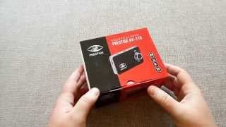 Самый дешевый видеорегистратор! Prestige AV 110.