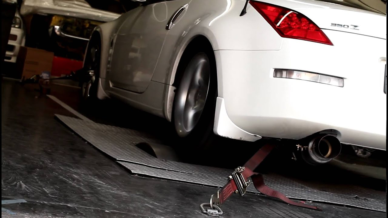 Tomei Titanium Exhaust and Y Pipe 350Z | Corner Balance