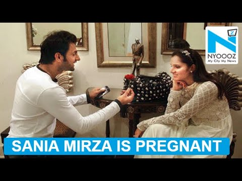 Aww! Sania Mirza is making room for li'l Mirza-Malik