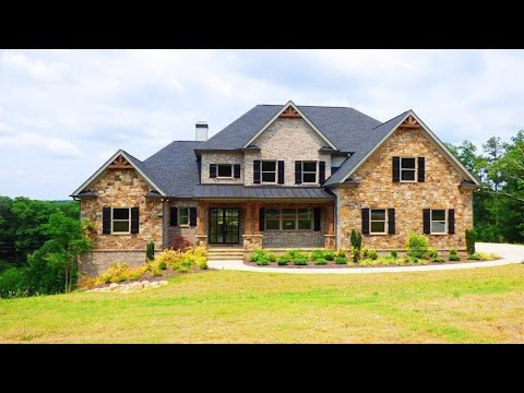 5 Bedrm, 4.5 Bath Luxury Home For Sale In Acworth, GA - Must See!