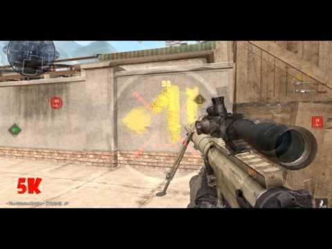 Warface: 8 KILLS CLUTCH w/M217