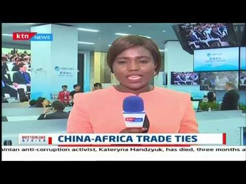 China - Africa trade ties: Shanghai international trade expo