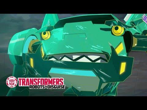 Transformers Greece: Robots in Disguise - Πλήρες Επεισόδιο 4 (Περίοδος 3)