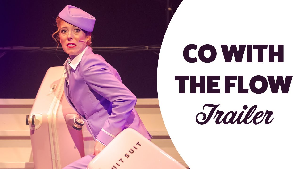 TRAILER: Co with the Flow - de interactieve theatershow