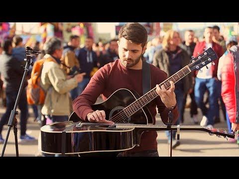 Luca Stricagnoli - Bitter Sweet Symphony (The Verve) - Fingerstyle Guitar