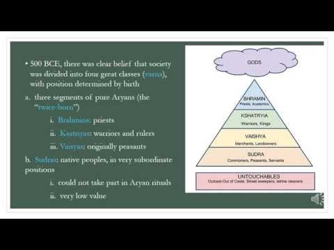 Social Hierarchy in the Classical Era Recorded Lecture