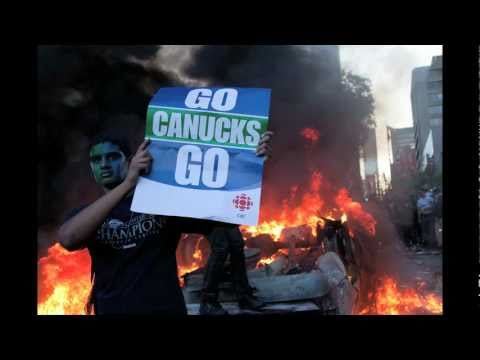 Riot Canucks Way (Vancouver riot )- Miley Cyrus PARODY of Party in ...