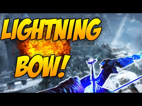 How to Get The Lightning BOW on Der Eisendrache!