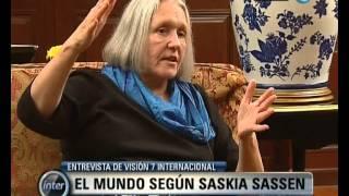 V7Inter: El mundo según Saskia Sassen