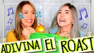 Adivina el ROAST YOURSELF CHALLENGE | Kika Nieto ft Nancy Loaiza