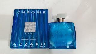 Azzaro Chrome Limited Edition (2016)