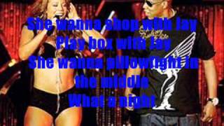 Mariah Carey Heartbreaker feat. Jay Z with Lyrics by Jr