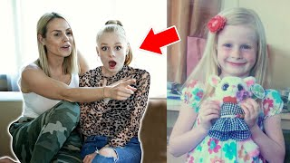 Reacting to EMBARRASSING OLD PHOTOS! *Never Before Seen*