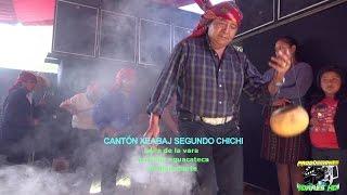 baile de la vara canton xeabaj primero chichi primera parte mi bella aguacateca