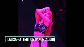 "Charlie Puth - ""Attention"" (Lalisa's Dance Audio Version)"