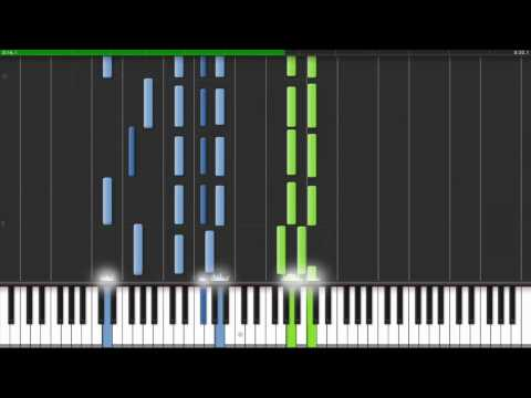 How to play God Save The Queen British National Anthem on piano