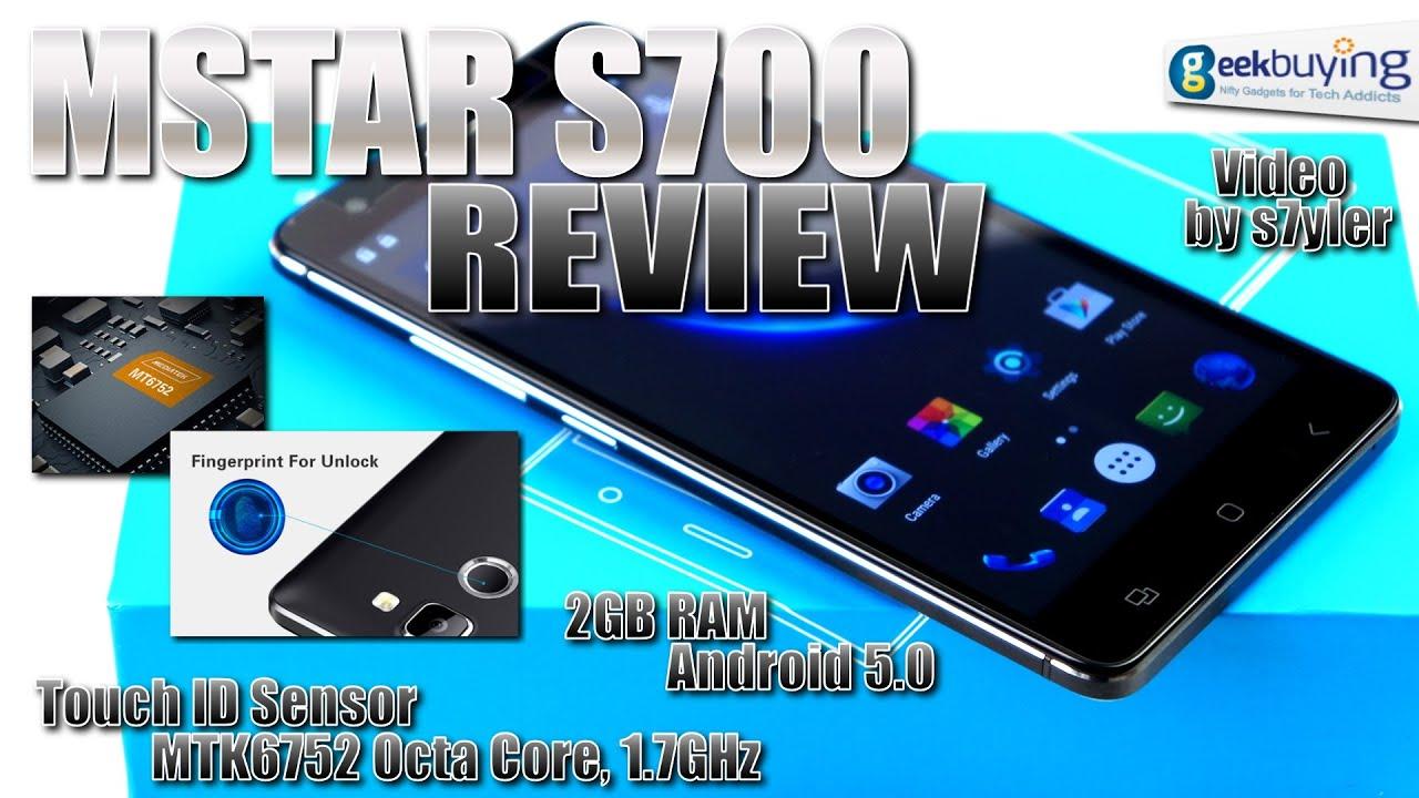 Mstar s700 4g phablet обзор