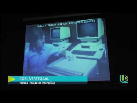 Human-Computer Interaction-Roel Vertegaal