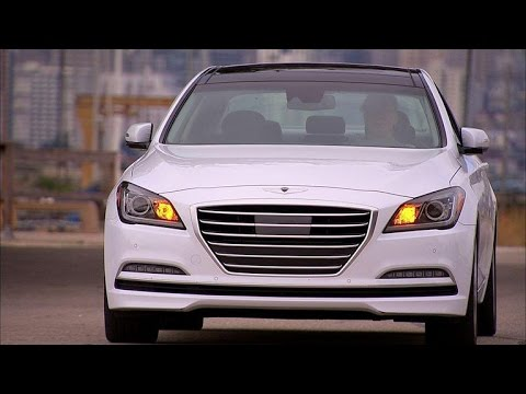 CNET On Cars - 2015 Hyundai Genesis 5.0 - Ep. 48