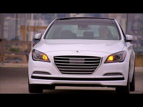 CNET On Cars 2015 Hyundai Genesis 5.0 Ep. 48