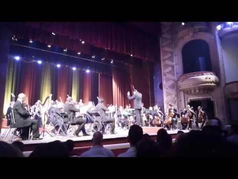 Orchestre symphonique Tunisien sous la direction du maestro Hafedh Makni