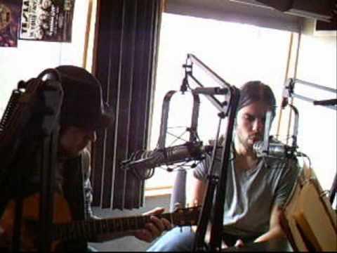 Atom Smash LIVE in the 103.9 The Bear Studio 2/2