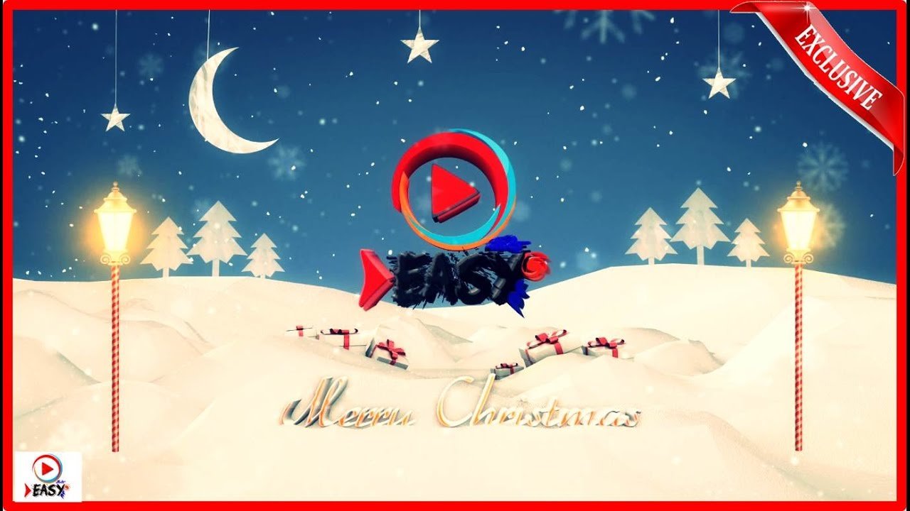 Happy New Year 2017 Awesome Greeting Video Christmas Holidays