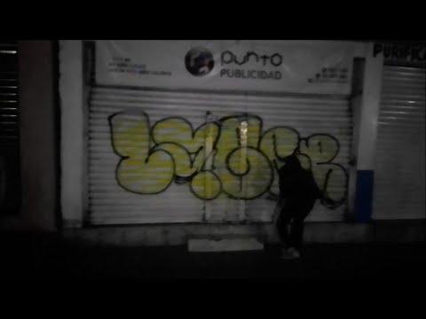 NOCHE DE GRAFFITI