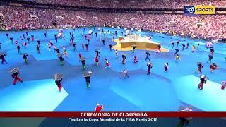 Clausura mundial Rusia 2018