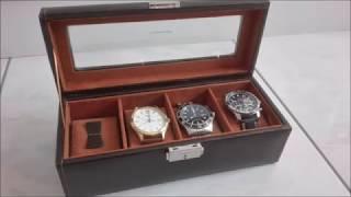 Watch Box Friedrich lederwaren review
