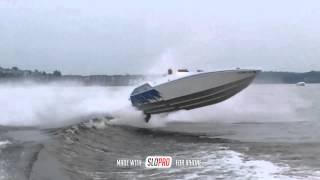 Warlock Powerboat Jump