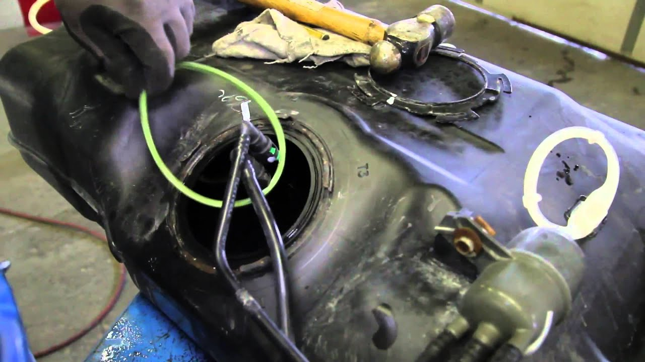small resolution of how to install fuel pump assembly e7146m in a 2001 2003 dodge grand caravan