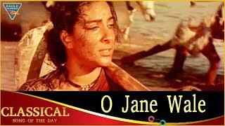 Classical Song of The Day 113   O Jane Wale Jao Na Ghar Apna Chhod Ke   Mother India   Nargis
