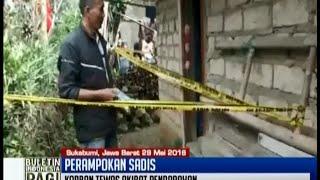 Jadi korban perampokan dan pemerkosaan, seorang gadis remaja tewas mengenaskan - BIP 30/05