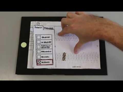 Paper Prototyping - UX Design