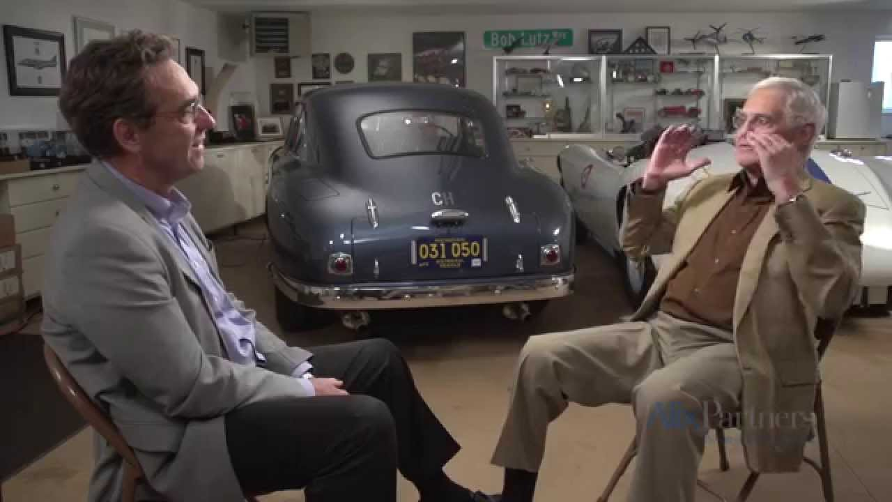 Car Guy Bob Lutz On Clic Cars