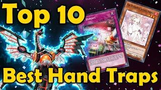 Top 10 Best Hąnd Traps of All Time in YuGiOh